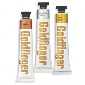 Goldfinger Gilding Paste - Daler-Rowney - 22ml tube