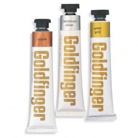 Pâte pour dorure Goldfinger - Daler-Rowney - Tube 22 ml