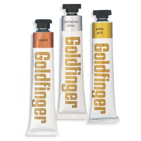 Pâte pour dorure Goldfinger - tube 22 ml