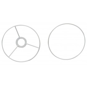 Circular Lampshade Ringset - E27