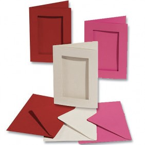 Aperture Cards and Envelopes - 180x110 mm - Pack of 3