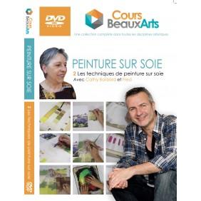 DVD peinture sur soie