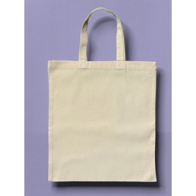 Shopping Bag - 100% Washed Cotton