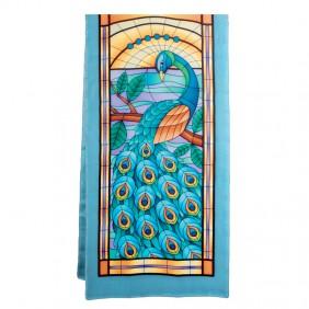 Écharpe de soie Longue - Pongé 9 - 180 x 45 cm
