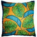 Outlined Cushion Cover - Ponge 10 silk
