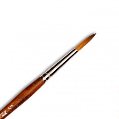 Pinceau précision synthétique rond pointu - série 8504 - Raphaël