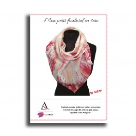 Mon petit foulard en soie