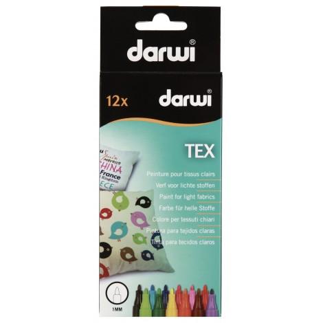 Feutre pour textile darwi TEX