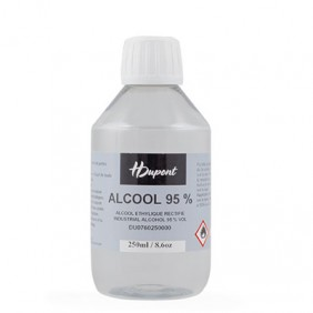 Alcool industriel 95° - 250 ml