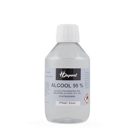 Alcool industriel 95° - 250 ml