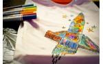 Peinture textile et teinture tous tissus