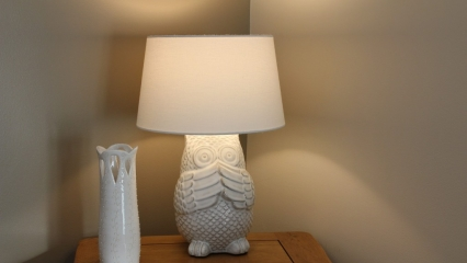 Tutorial : Learn to mount a lampshade in 4 steps